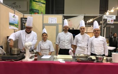 Actualit s lyc e edouard herriot for Salon gastronomie troyes