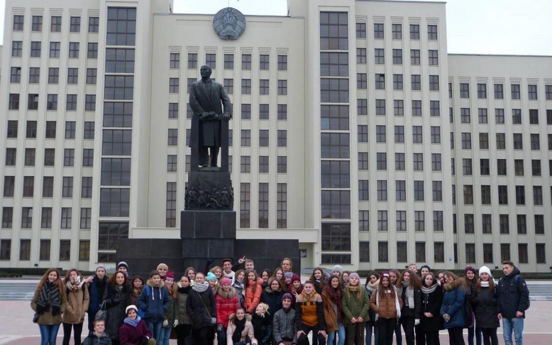 Voyages biélorusses