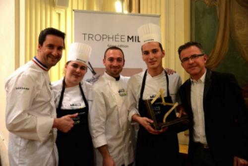 Le lycée Edouard Herriot remporte le trophée Mille international