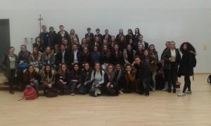 Séjour pédagogique à Ashington (Angleterre)