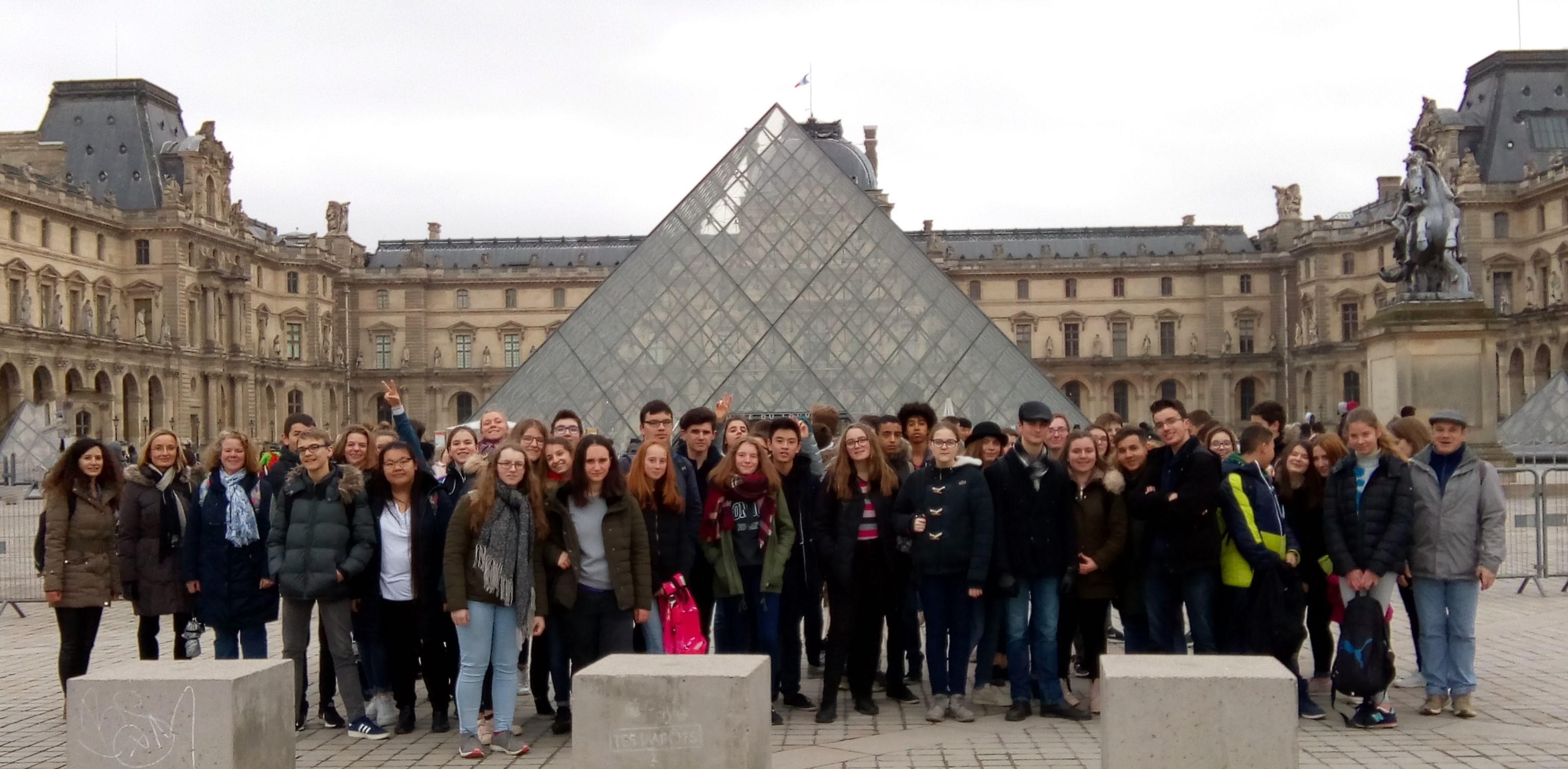 Pyramide groupe