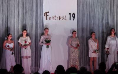 Défilé de mode 2019