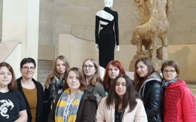 Voyage au Musée Bourdelle à Paris pour les classes TMMV et MOD2.